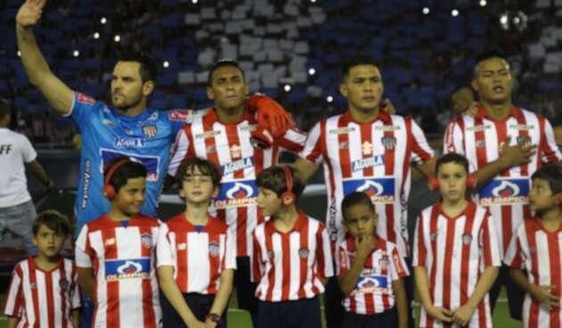Junior de Barranquilla, equipo formado 2019
