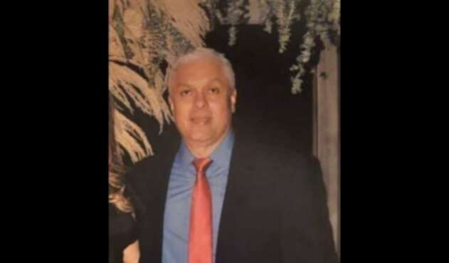 Alcibiades Libreros, fiscal asesinado en Cali