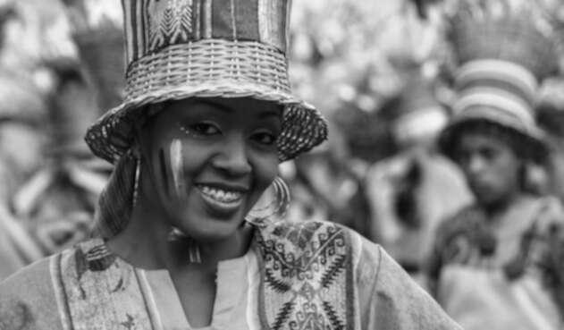 El Carnaval de Negros y Blancos, una de las facetas de la lideresa asesinada en Tumaco