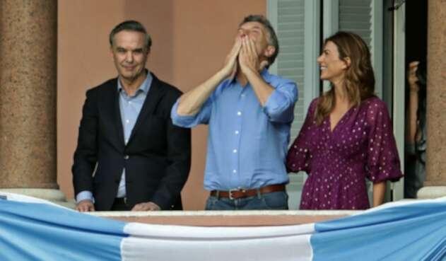Mauricio Macri se despide de Presidencia en Argentina