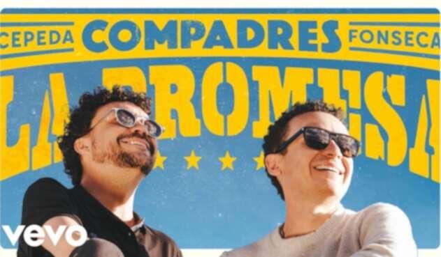 Andrés Cepeda y Fonseca, lanzan un nuevo sencillo