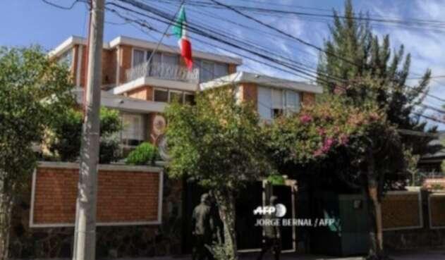 Residencia del Embajador de México en La Paz, Bolivia