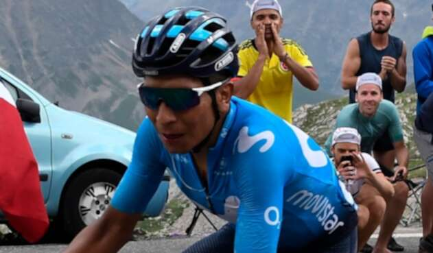 Nairo Quintana, Movistar