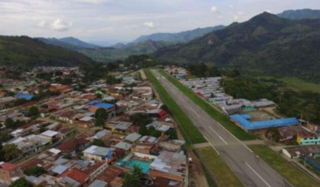 Panoramica de Planadas, Tolima