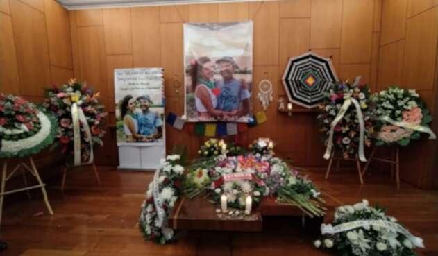 Pareja asesinada, Nathalia Jiménez y Rodrigo Monsalve