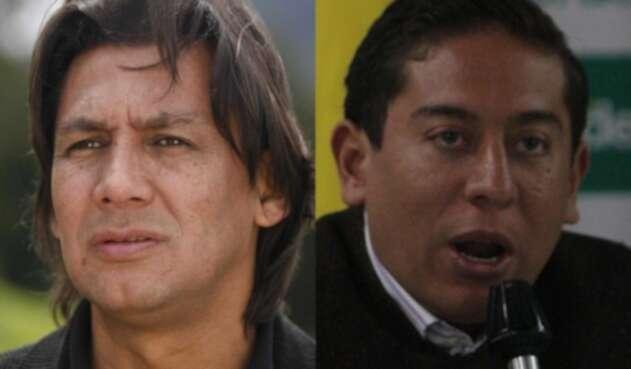 Pimentel y Amaya, enfrentados por redes
