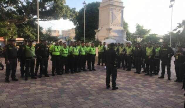 Policía de Barranquilla