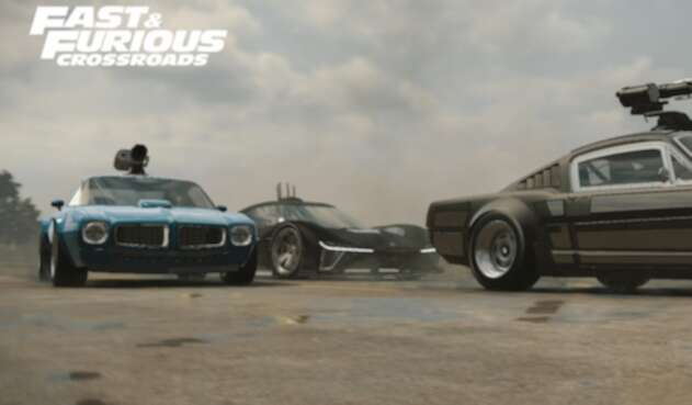 Videojuego Fast and Furious Crossroads