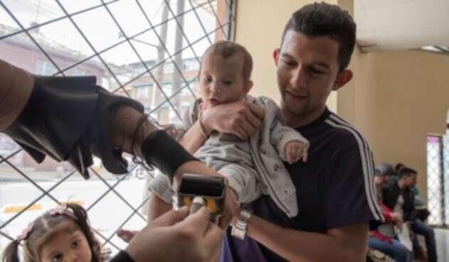 Hijos de venezolanos - Ley de apatridia