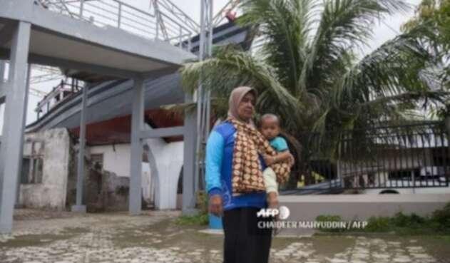 Aniversario 15 del tsunami en Indonesia