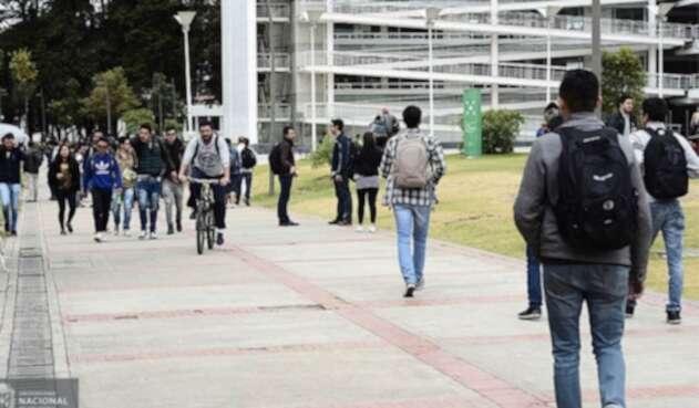 Universidad Nacional, sede Bogotá
