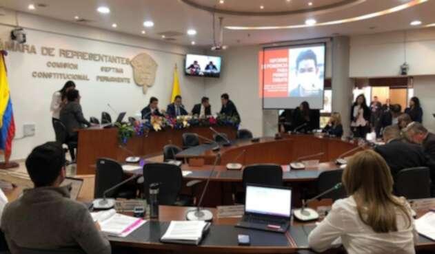 Comisión Séptima de la Cámara de Representantes