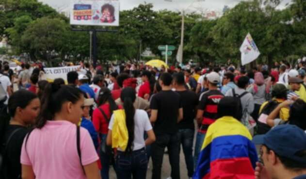 Estudiantes en Colombia