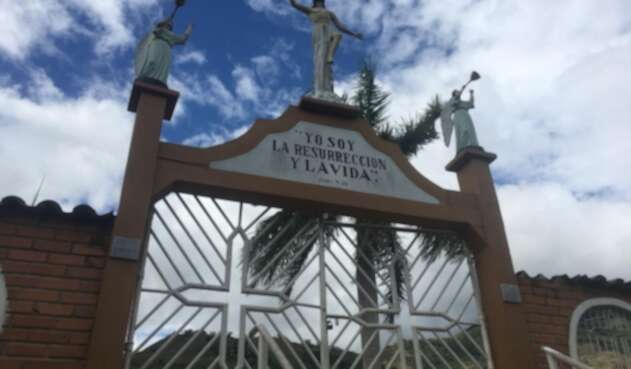 Cementerio Dabeiba, Antioquia.