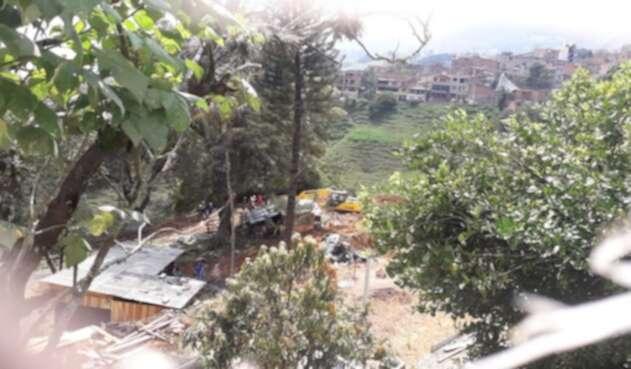 San Antonio de Prado de Medellín.