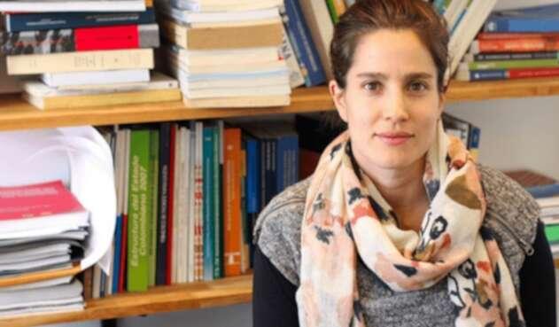 Diana Rodríguez, nueva Secretaria de la Mujer