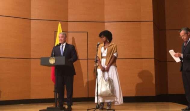 Mabel Torres, nueva ministra de ciencia