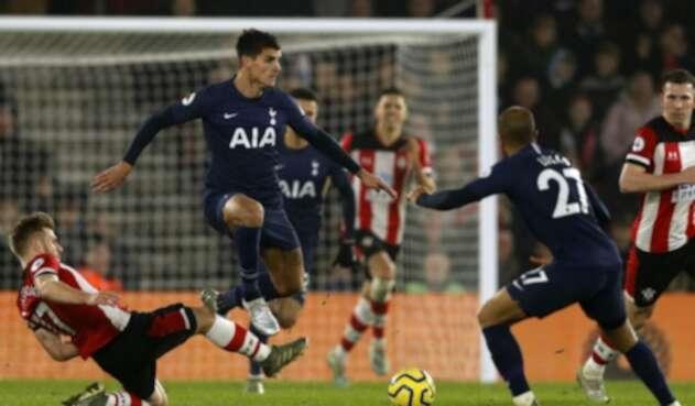Tottenham perdió ante Southampton