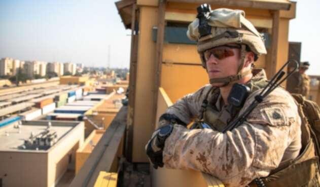 Soldado americanos