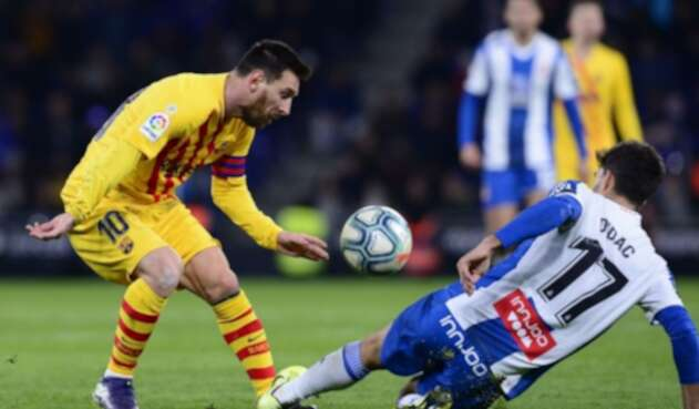 Barcelona Espanyol 2020