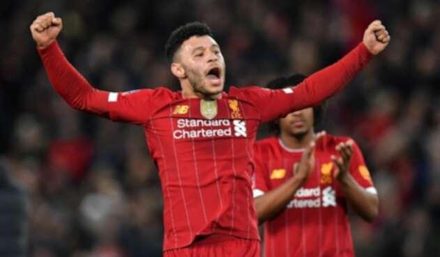Liverpool Everton 2020