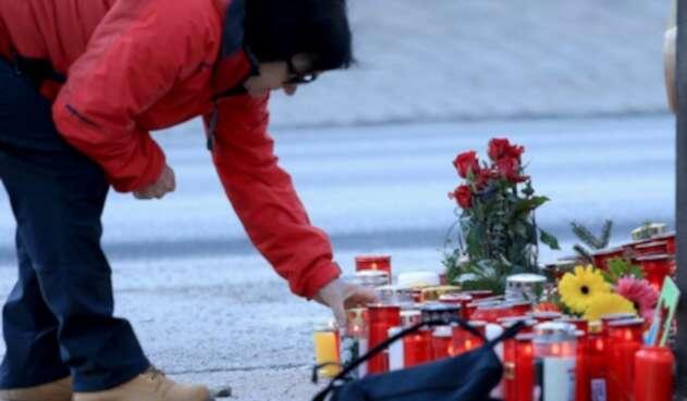 Ofrenda para las personas muertas en Italia