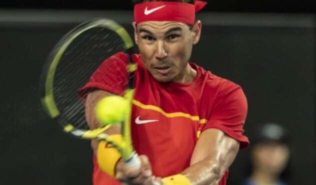 Rafael Nadal, ATP Cup
