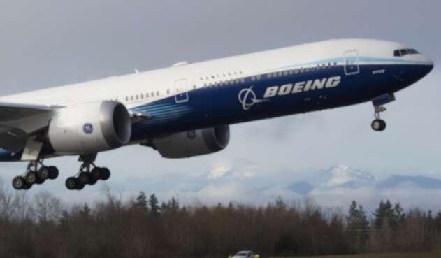El Boeing 777X tuvo un vuelo de prueba exitoso