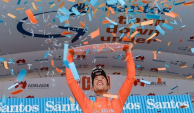 Richie Porte, ciclista australiano