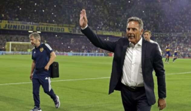 Miguel Ángel Russo, técnico de Boca Juniors