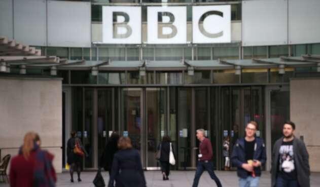 Oficinas de las BBC de Londres