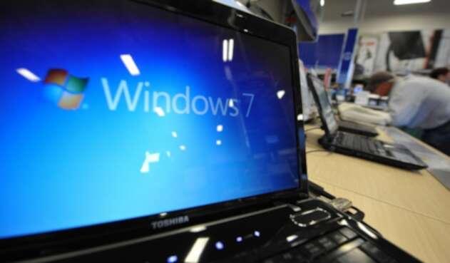 Sistema operativo Windows 7