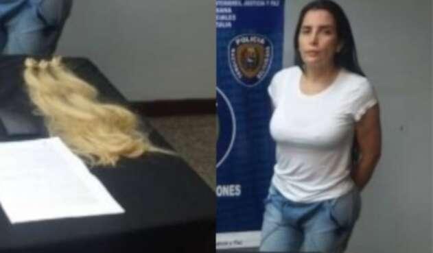 Aida Merlano fue recapturada