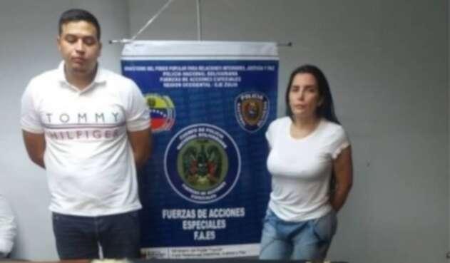 Aida Merlano recapturada