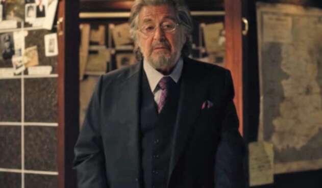Al Pacino como Meyer Offerman en 'Hunters' de Amazon Prime Video