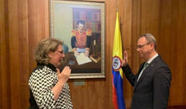 Álvaro Namen, nuevo presidente del Consejo de Estado