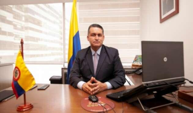 Andrés Martínez, director encargado Migración