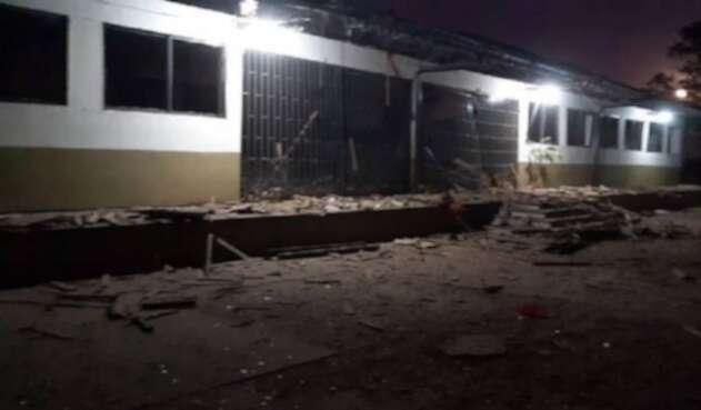 Ataque a batallón en Arauca