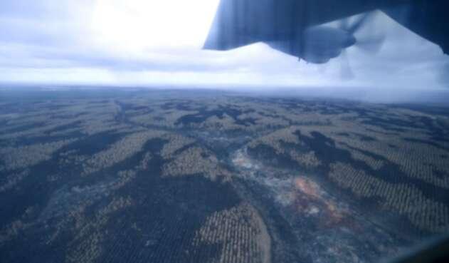 Incendios y lluvias en Australia