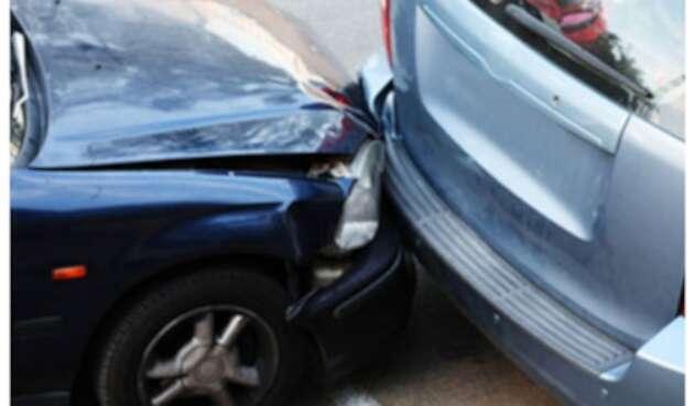 Choque de carros