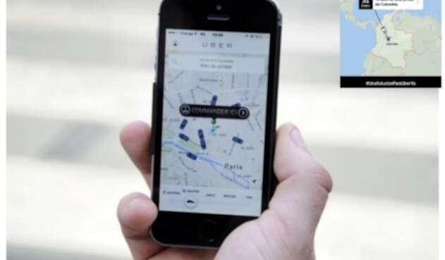 Uber trino