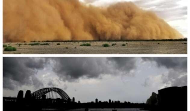 Clima en Australia