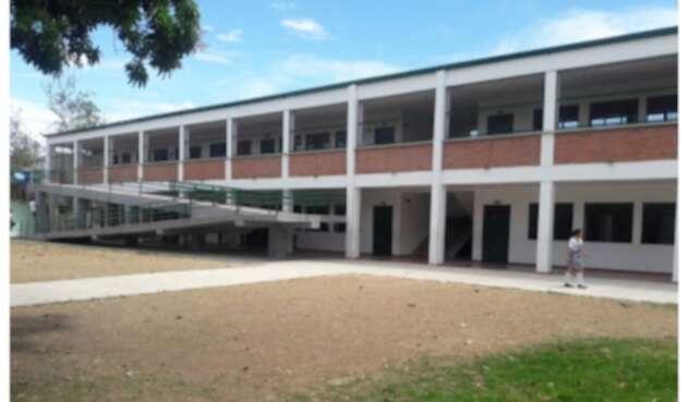 Colegio Roberto Suaza en Huila