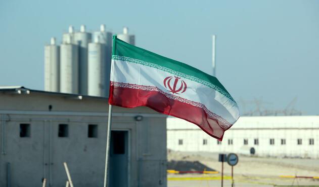 Central nuclear de Bushehr, en Irán