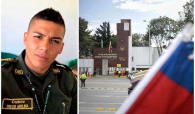 Cadete Fallecido en Atentado Terrorista