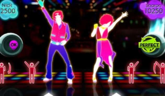 juego just dance