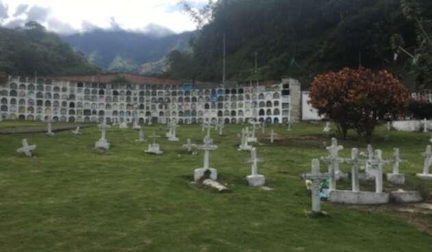 Cementerio Las Mercedes de Dabeiba, Antioquia