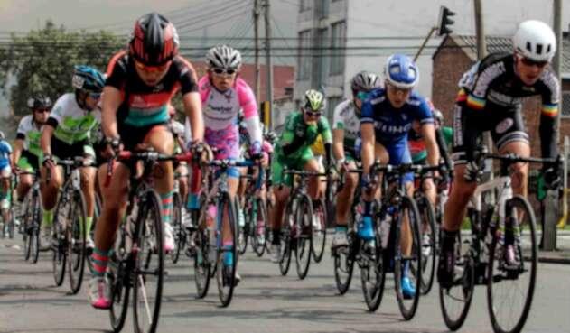Nacionales de ruta femenino
