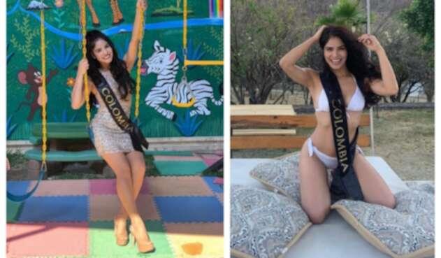 Jesenia Orozco, Miss Colombia