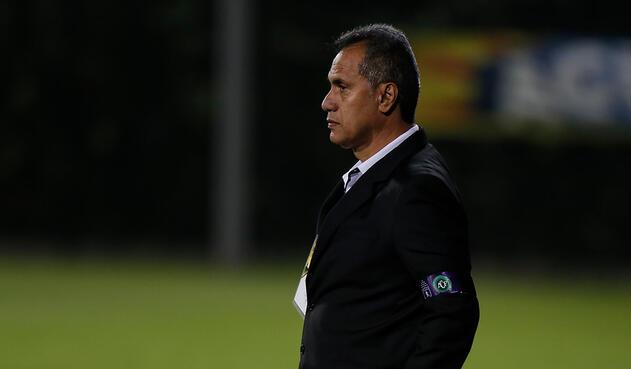 Hernán Torres, director técnico del Deportes Tolima